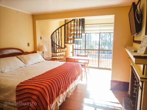 Hotel Huasco Suites