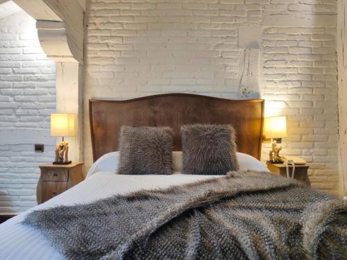 Doppel-/Zweibettzimmer (1-2 Erwachsene) Hotel Casa del Marqués 13