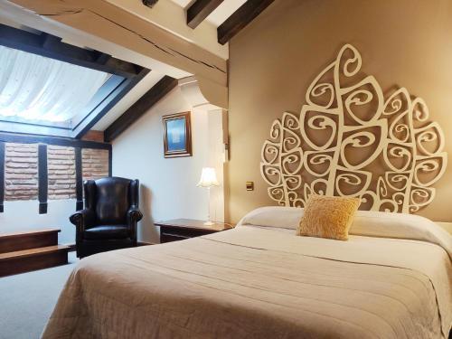 Doppel-/Zweibettzimmer (1-2 Erwachsene) Hotel Casa del Marqués 16