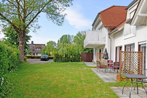 . Ferienwohnung mit Terrasse