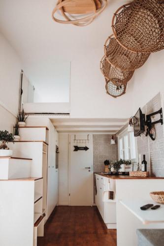 Tiny House Lebenshofalpakas - Apartment - Ziemetshausen