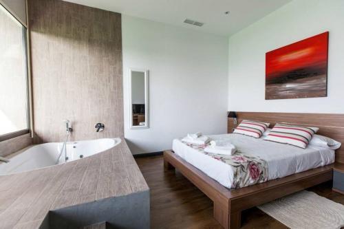 Superior Suite Hotel Balneario de Zújar 1