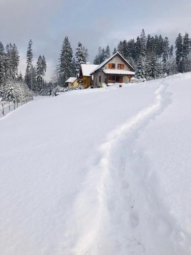 Domek W Górach Jaworzynka - Chalet