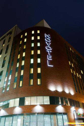 Novotel Liverpool Centre picture 1 of 30