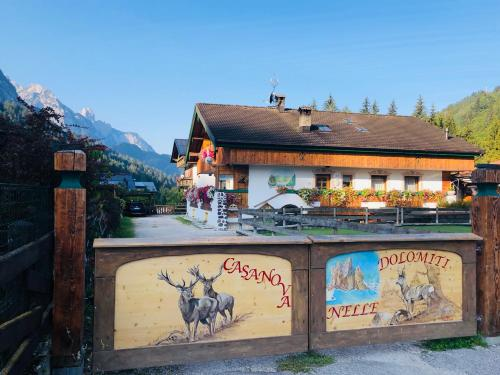Casanova nelle Dolomiti - Apartment - Santo Stefano di Cadore