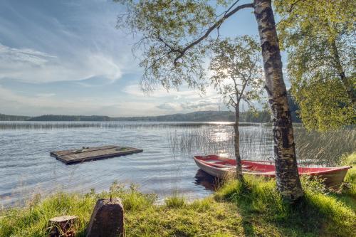 Accommodation in Åsenhöga
