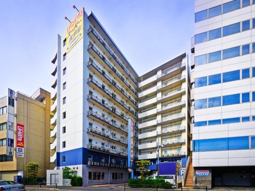 Super Hotel Saitama Omiya West