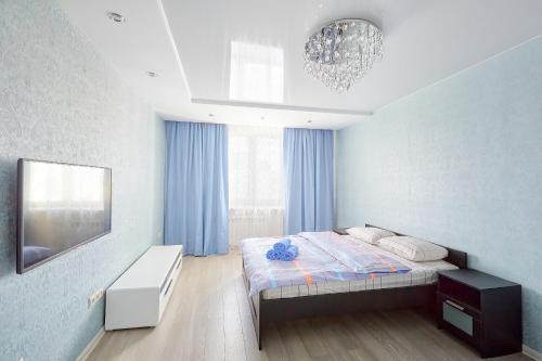 . Apartments Abajur on Pichugina street 6