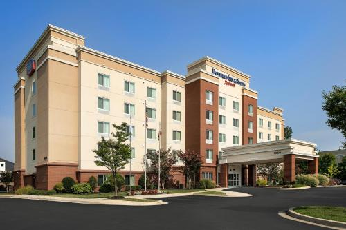 Fairfield Inn & Suites Baltimore BWI Airport - Hotel - Linthicum Heights