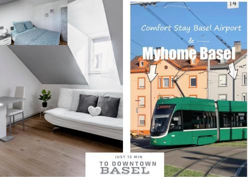 Comfort Stay Basel Airport 3B46 - Apartment - Saint-Louis