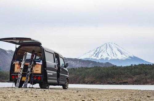 Tokyo Van Camper