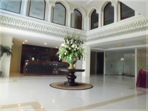 Hotel The Sulthan Darussalam Medan