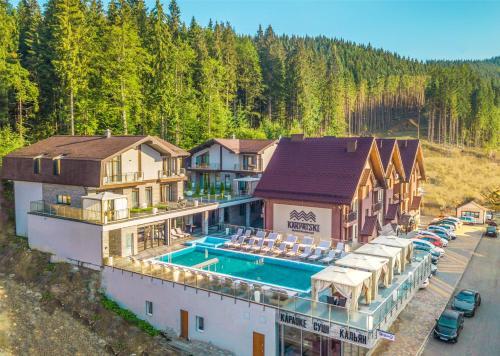 . Karpatski Hotel & Spa