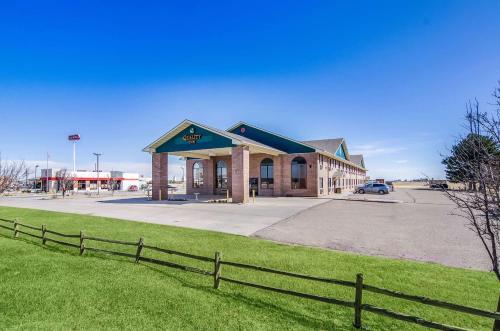 __{offers.Best_flights}__ Quality Inn Goodland, KS near Northwest Kansas Technical College