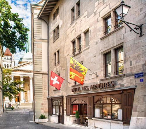 Les Armures - Hotel - Geneva