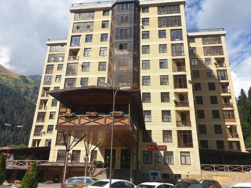Домбай Вершина апартотель - Apartment - Dombay