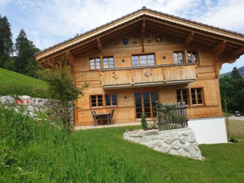 Giferblick - Apartment - Gstaad