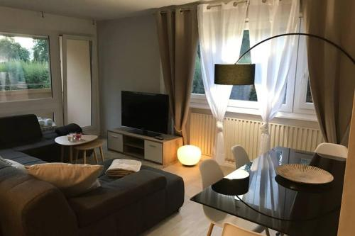 Appartement, confortable, aux portes de Geneve