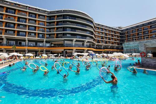 Avsallar Senza The Inn Resort & Spa harita