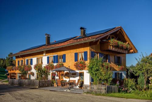 Haus Gorbach - Apartment - Oberstaufen