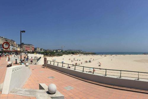 . Vivienda en 1 Linea de Playa Rapadoira Foz