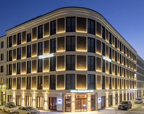 . Qube Hotel Bahnstadt