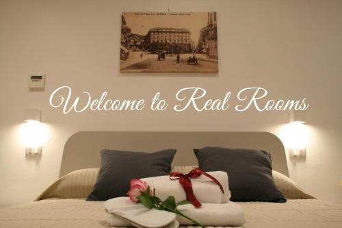 . Real Rooms