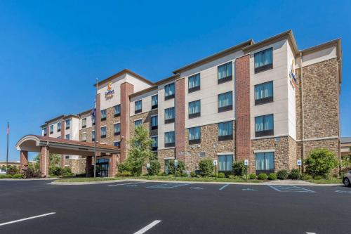 Comfort Suites Bridgeport - Clarksburg - Hotel - Bridgeport