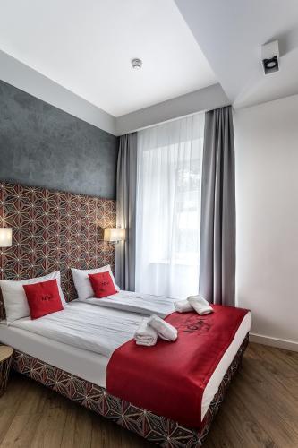 Apartamenty Nowa Kamienica Czestochowa Centrum Szymanowskiego 22A, Czestochowa