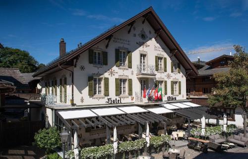 Hotel Olden - Gstaad