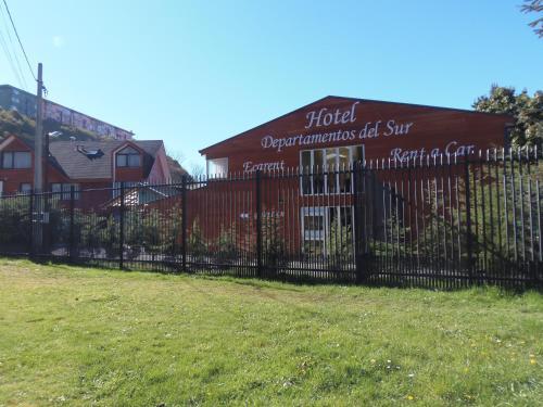 Hotel Departamentos Del Sur