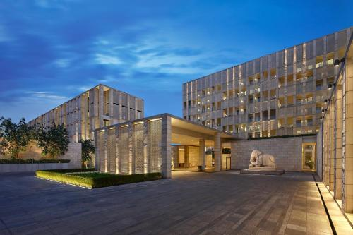 The Lodhi – A member of The Leading Hotels Of The World