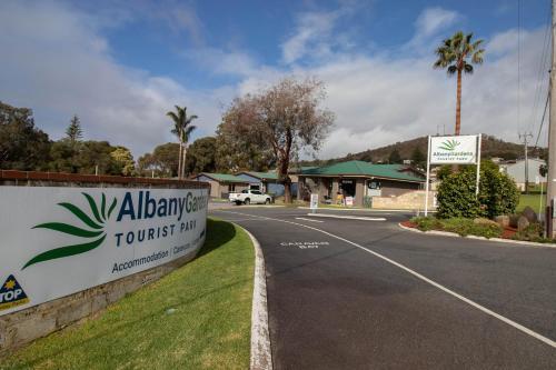 . Albany Gardens Tourist Park