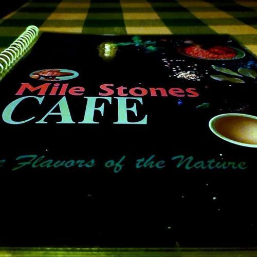 Milestone cafe