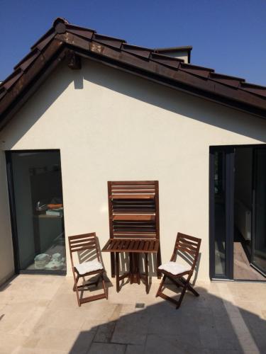 MarEmi Loft with terrace