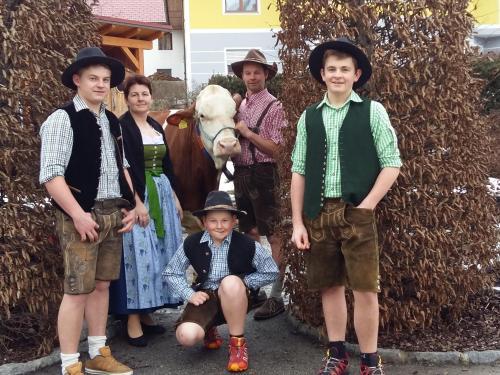 Bauernhof Serner, Pension in Molln bei Kirchdorf an der Krems
