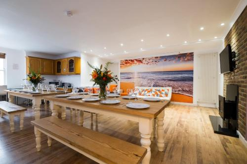 Hotel-overnachting met je hond in Super stylish group house by the sea - sleeps 12! - Brighton & Hove - Kemptown