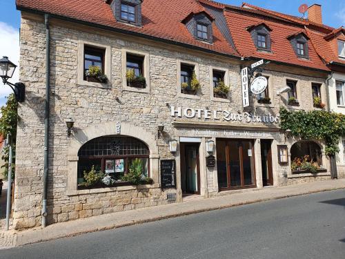 . Hotel Zur Traube