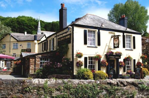 The Copley Arms, Downderry, Cornwall