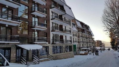 cozy apartment in bakuriani mgzavrebi 7