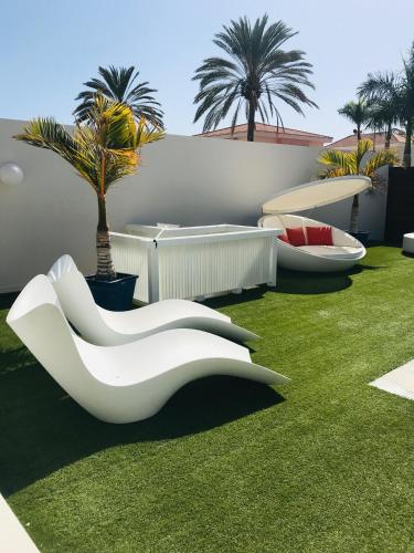 Holiday House Maspalomas with private pool