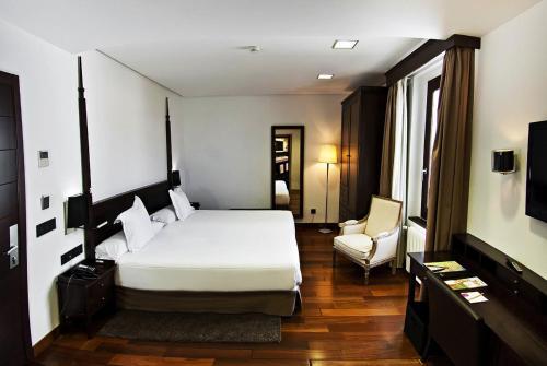 Coro Room con acceso al Spa Hotel Convento Aracena & SPA 1