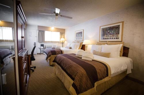 Twin Peaks Lodge & Hot Springs - Ouray, CO 81427