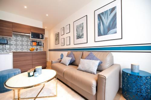 """Beautiful Apartments in le """"Haut Marais"""" - Hôtel - Paris"""