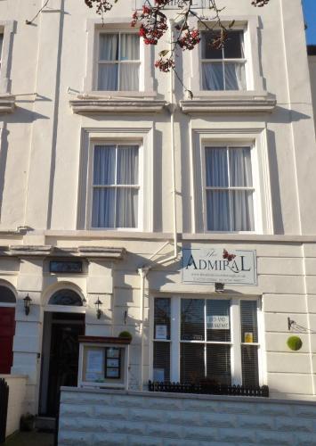Admiral Guest House (B&B)
