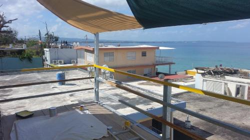. A-2 Casa de Playa Apartment with Sea View