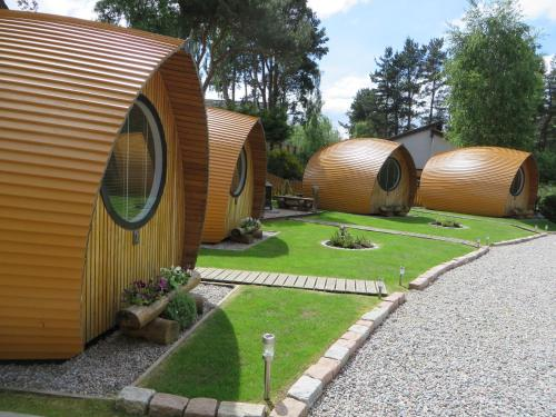 Eriskay B&B And Aviemore Glamping