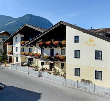 Accommodation in Damüls-Mellau