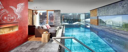 alpinlodge&spa - Accommodation - Samnaun