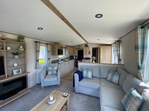 Luxury Cornish Holiday Accommodation With Sea View, Bude, Cornwall